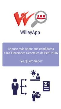 WillayApp poster