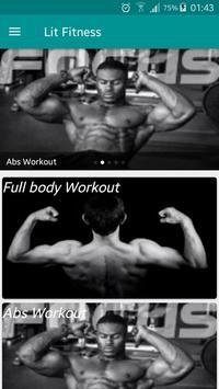 Lit Fitness screenshot 1
