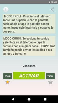 Sonidos Troll apk screenshot