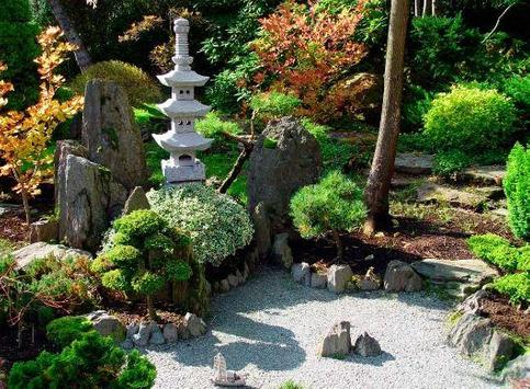 Japanese Garden Ideas apk screenshot