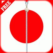 Japan Flag Screen-Lock icon