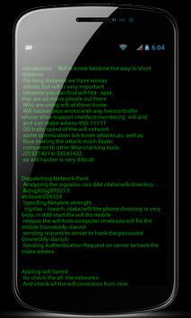 Wifi Password Hacker Prank screenshot 2