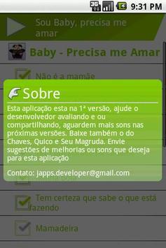 Baby screenshot 2