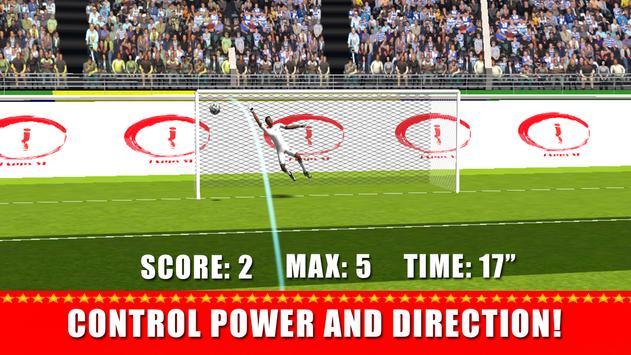 Soccer Game 2017 capture d'écran 4