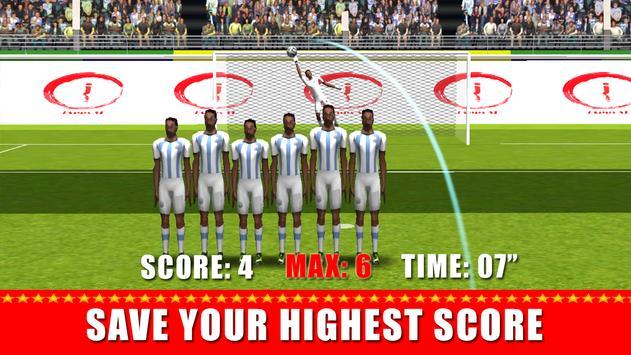 Soccer Game 2017 capture d'écran 9