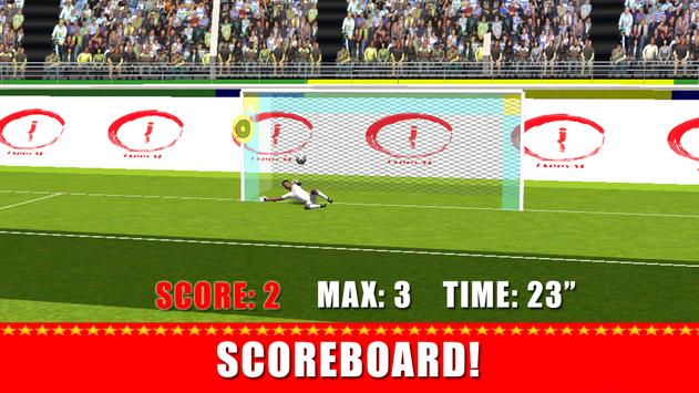 Soccer Game 2017 capture d'écran 11