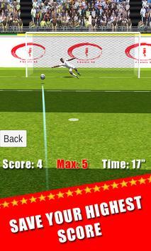 Soccer Game 2017 capture d'écran 1