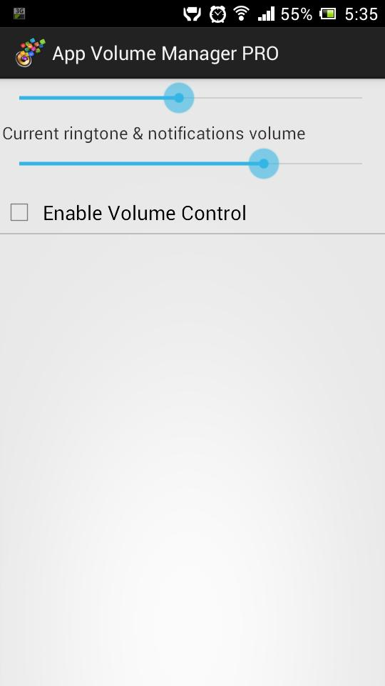 App Volume Manager for Android - APK Download