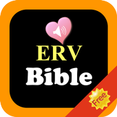 Easy-to-Read Version ERV Holy Bible Offline Audio icon