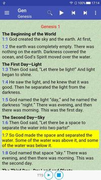 Easy-to-Read Version ERV Holy Bible Offline Audio screenshot 10