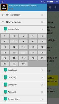 Easy-to-Read Version ERV Holy Bible Offline Audio screenshot 1