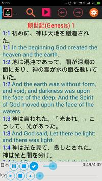 Japanese English Audio Bible screenshot 5