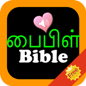 Tamil English Holy Bible Offline Audio icon
