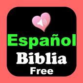 Spanish Holy Bible Audio Book icon