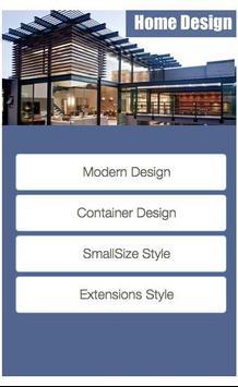 Design Creative Home screenshot 1