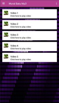 Murai Batu Mp3 apk screenshot