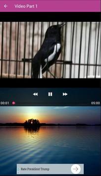 Suara Kacer Master screenshot 2
