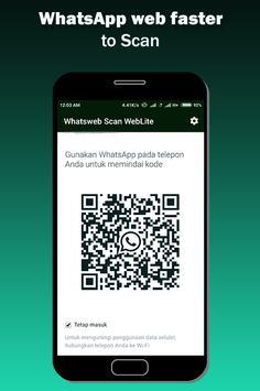 Whats Clone Web & Scanner captura de pantalla 3