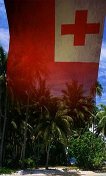 Flags of Oceania 3D Free poster