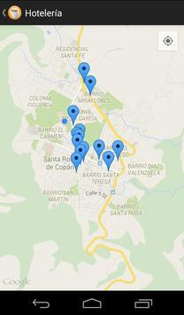 SRCopán Turismo apk screenshot