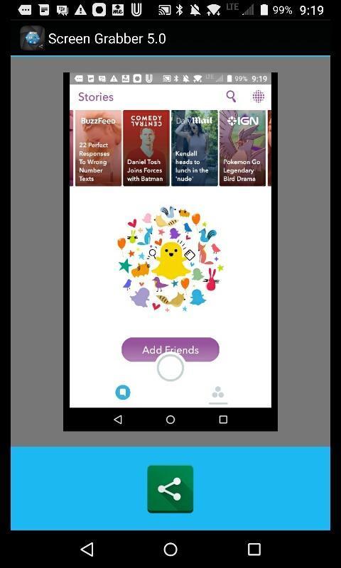 Screenshot screen grabber apps on google play.