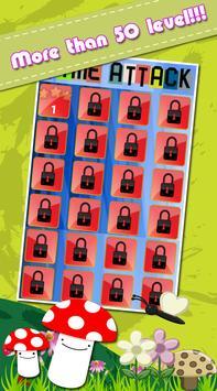 Magic match 3 game poster