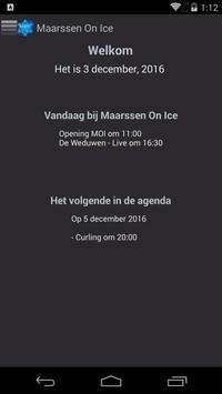 Maarssen On Ice poster
