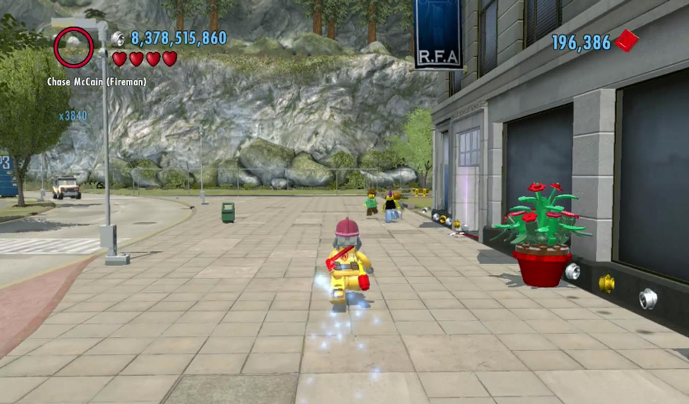 Trick of LEGO City UNDERCOVER 2 Game APK Download - Free Art ...