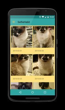 Selfie Habit apk screenshot