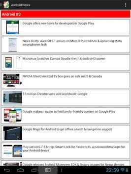 Tech News on Android apk screenshot