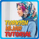 Turkish Hijab Tutorial icon