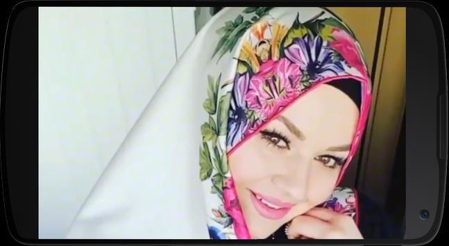Turkish Hijab Tutorial screenshot 3