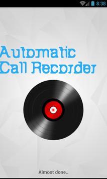 Call recorder automatic screenshot 1