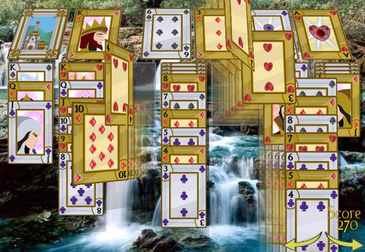 Solitaire 3D (old) apk screenshot