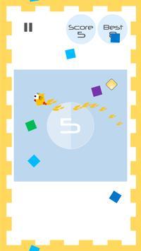 Tap Tap Ninja Bird Climb screenshot 10