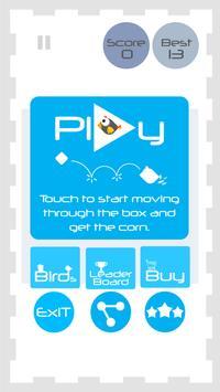 Tap Tap Ninja Bird Climb screenshot 16
