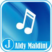 Lagu Aldy Maldini Lengkap - Biar Aku Yang Pergi icon
