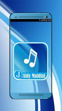 Lagu Aldy Maldini Lengkap - Biar Aku Yang Pergi poster