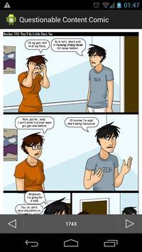 Questionable Content Comics poster
