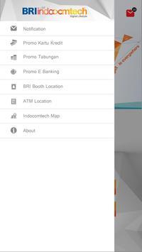 BRI Indocomtech apk screenshot