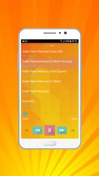 Lagu Dewi Persik Remix - Indah Pada Waktunya apk screenshot
