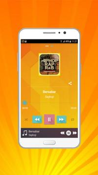 Lagu Hip Hop, RAP, R&B Indonesia Lengkap apk screenshot