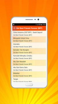 Lagu Best Friends Forever BFF Lengkap apk screenshot