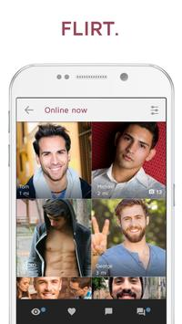 Jaumo Dating, Flirt & Live Video apk screenshot