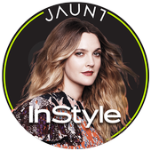 Drew Barrymore & InStyle icon