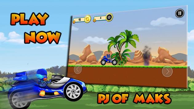 🎬 Pj of maks Racing apk screenshot