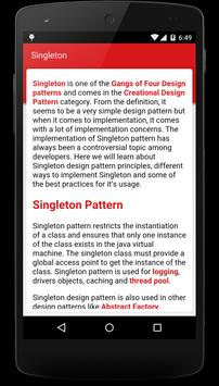 All Design Patterns apk screenshot