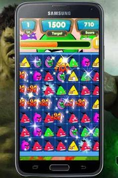 Angry Hulx Puzzle apk screenshot