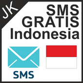 SMS Gratis Indonesia icon
