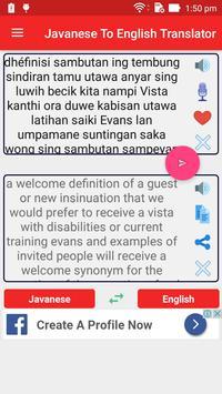 Javanese english translator apk download free education app for javanese english translator poster stopboris Gallery